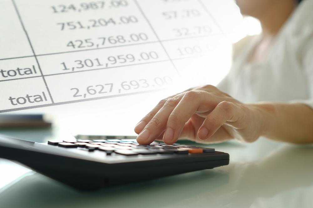 Buhalterinės apskaitos skaičiavimas