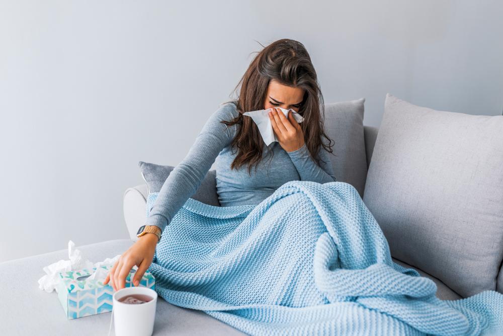 Gydymasis namų sąlygomis