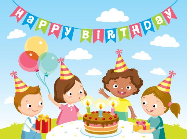 Kaip neišleisti daug pinigų, rengiant vaikų gimtadienį