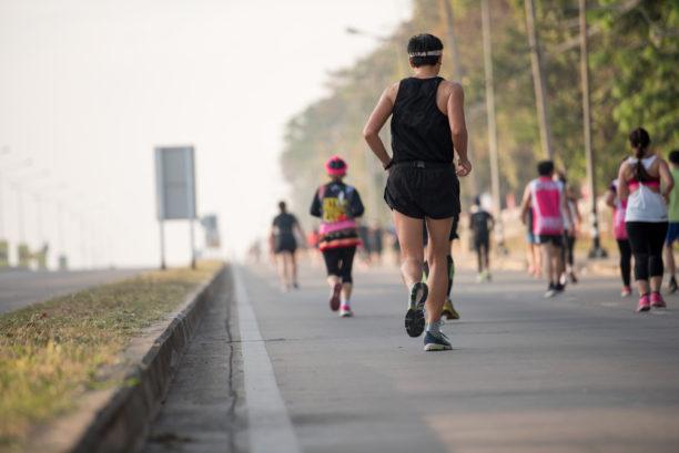 Kaip pasiruošti maratono bėgimui?