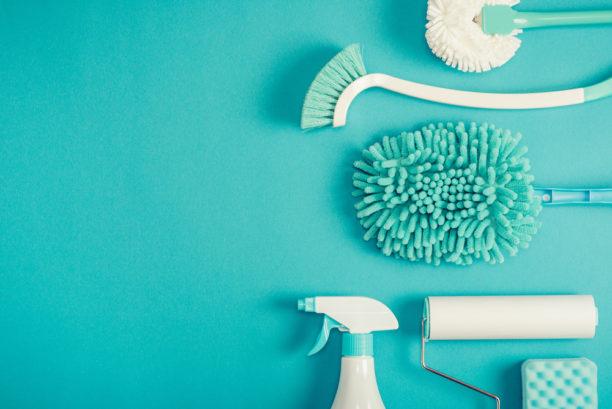 Namų valymo priemonės, kurias galite pasigaminti patys