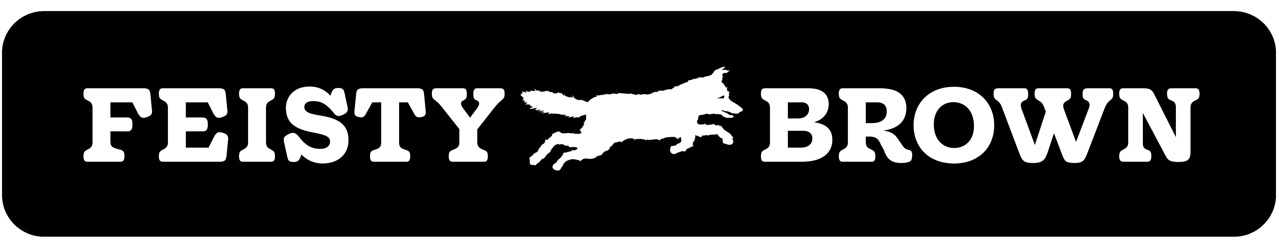 Feisty Brown logo