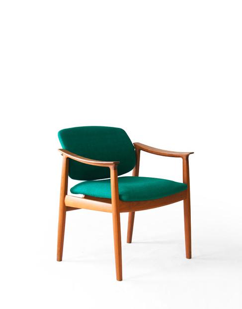 France & Søn #189 Teak Arm chairs