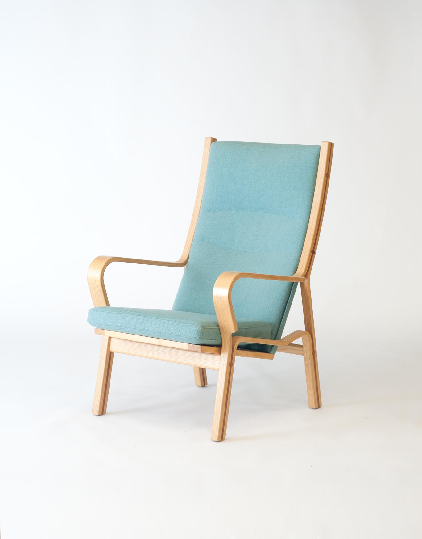 JH478 Ash Easy Chair