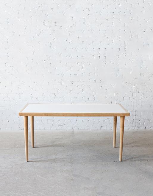 PP Møbler Ash / Laminate Work Table
