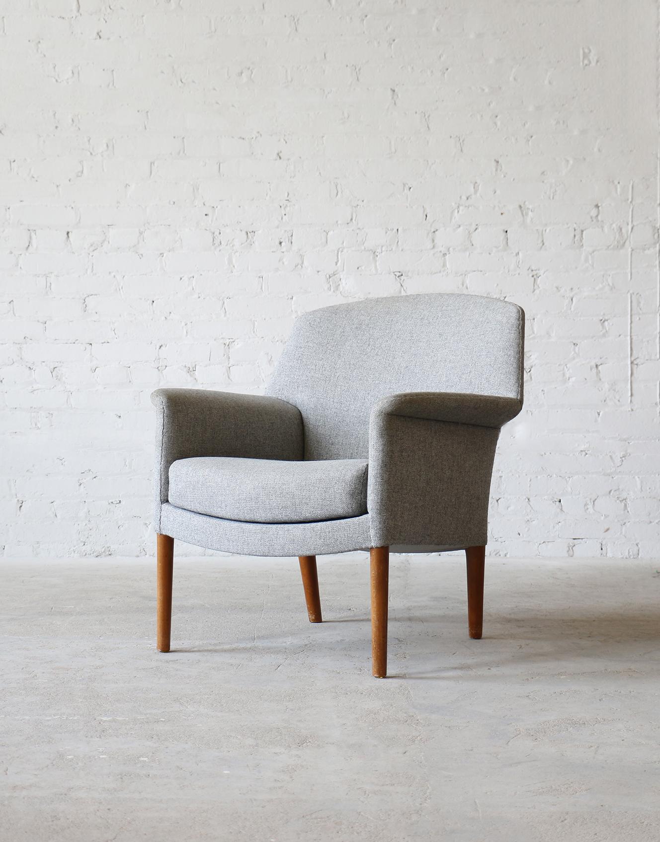 Fritz Hansen Teak Easy Chair