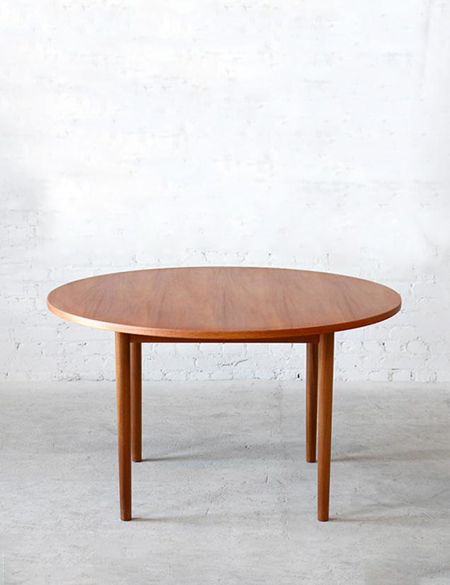 Johannes Hansen Mahogany Dining Table