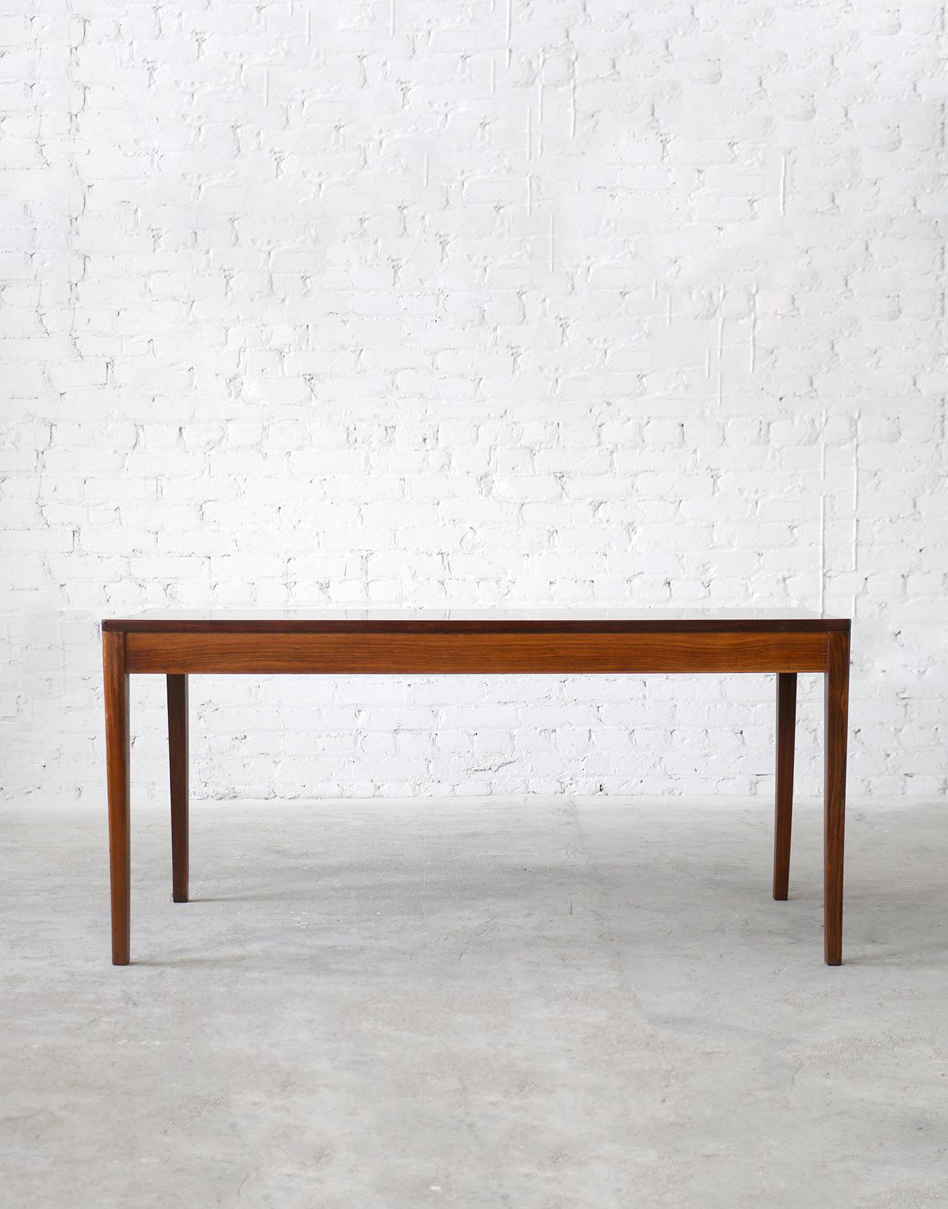 Gustav Bertelsen Rosewood Coffee Table