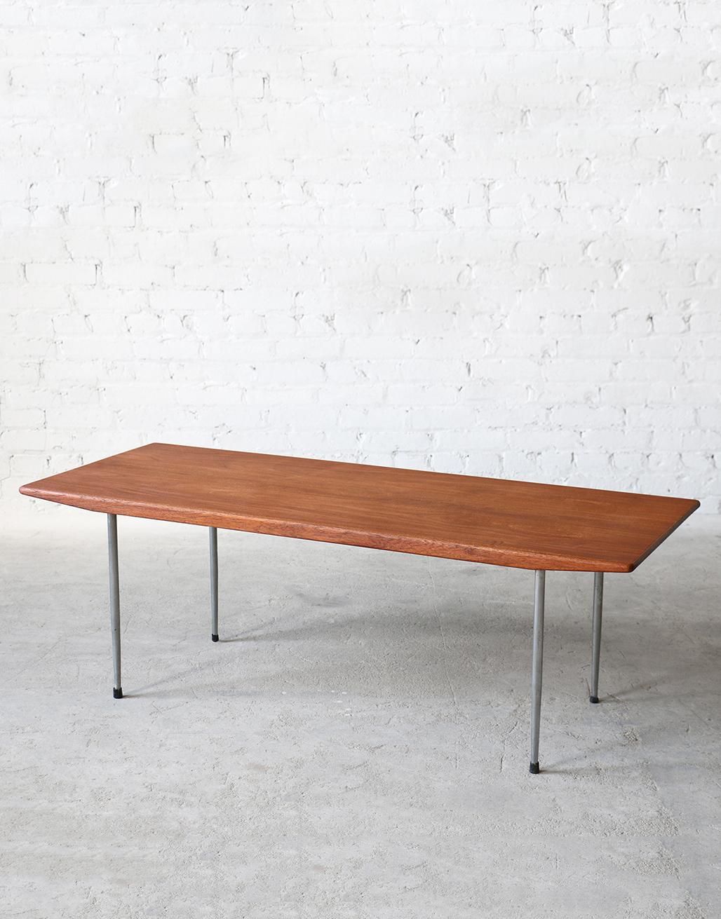 Tage Kristensen Teak Coffee Table