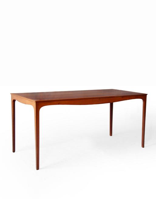 A.J. Iversen Mahogany Coffee Table