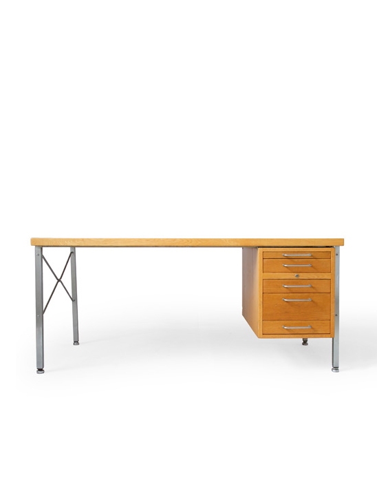 Johannes Hansen Kontour Oak Desk