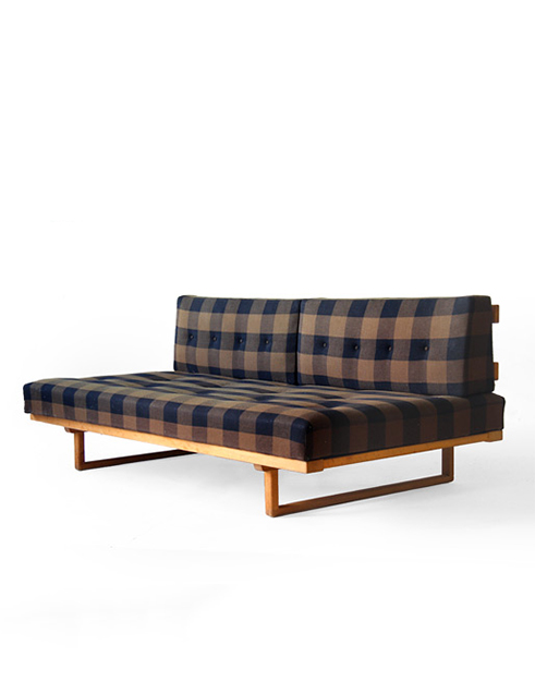 #312 Fredericia Oak Daybed