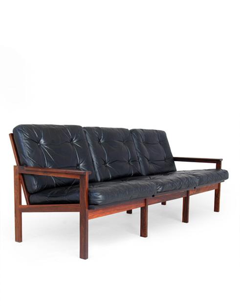 Eilersen #4 Rosewood Sofa