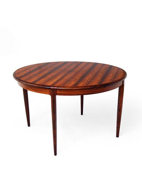 J.L. Møller #15 Rosewood Dining Table