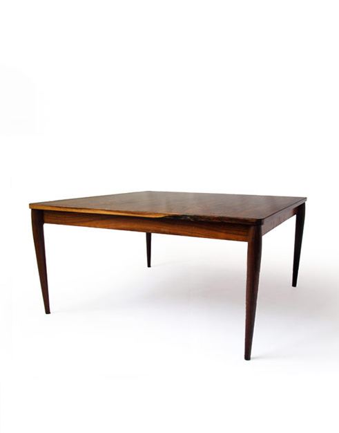 #210 Heltborg Rosewood Coffee Table