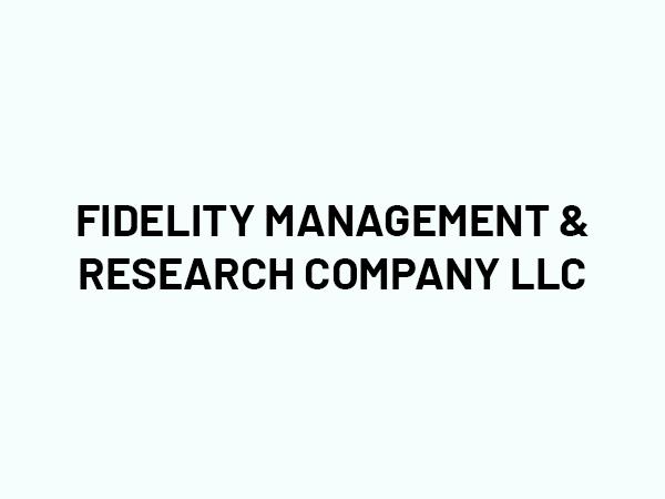 Fidelity Management & Research Company LLC