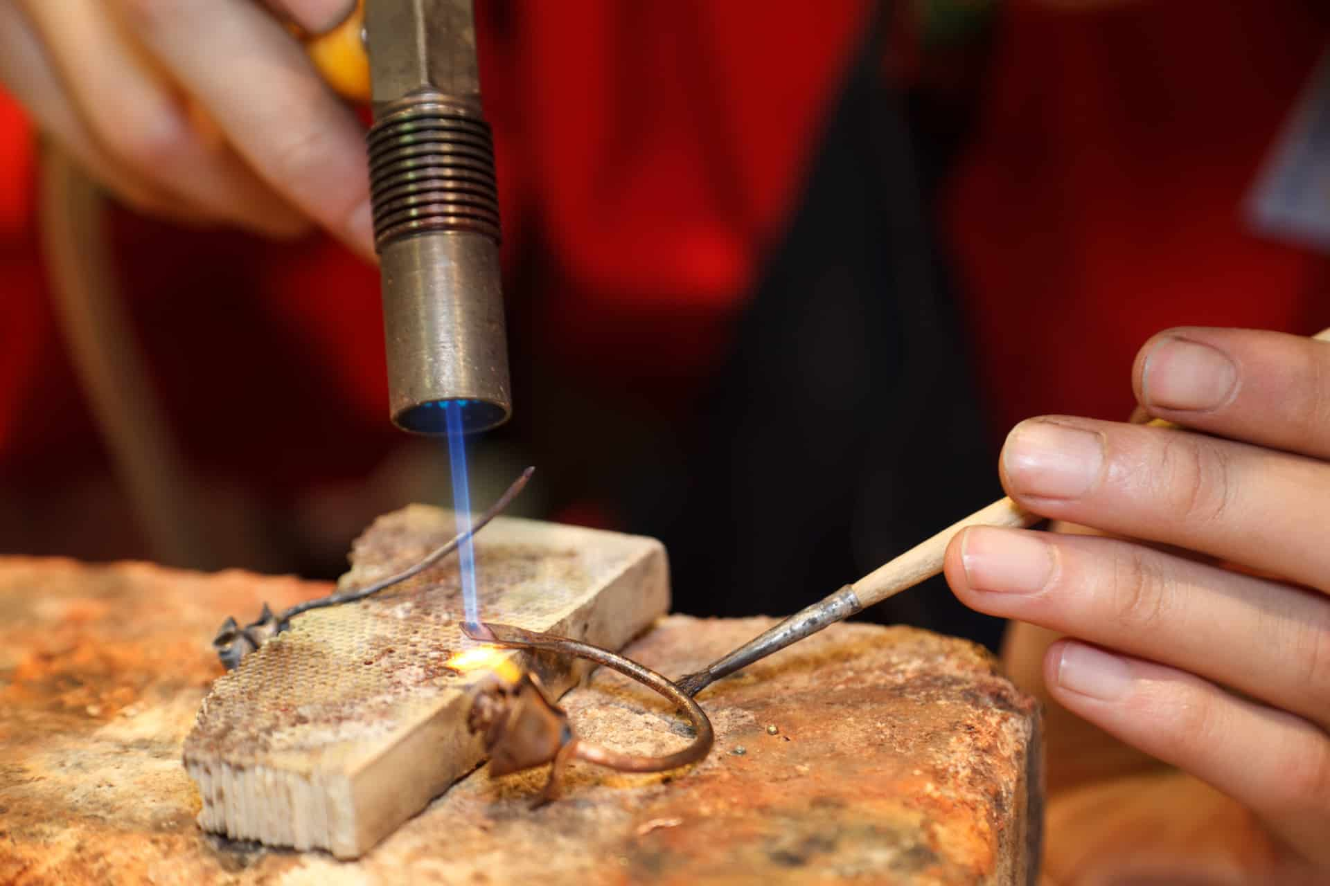 jewelry soldering services near you in Yelm
