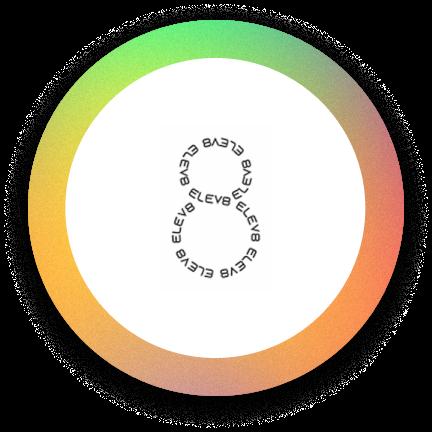 Elev8 health and fitness logo
