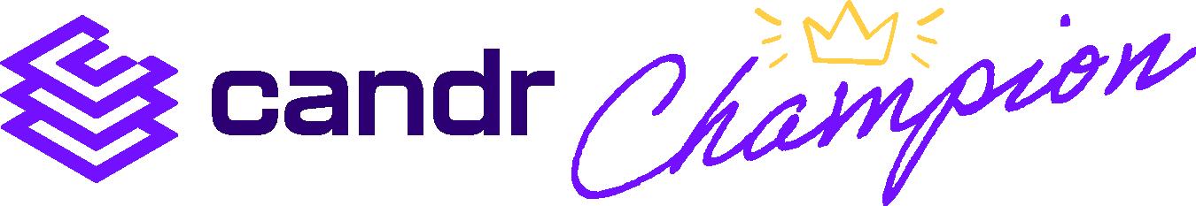 Candr Champions logo