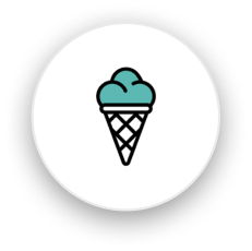 S'cream logo