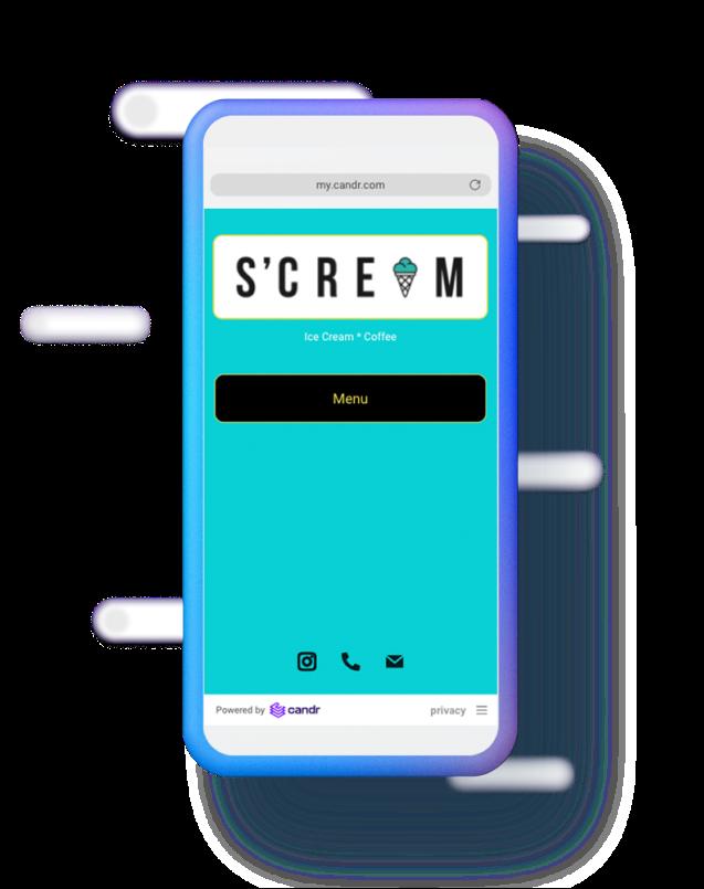 S'cream Candr profile preview