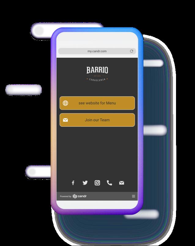 Barrio Candr profile preview