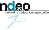 NDEO logo