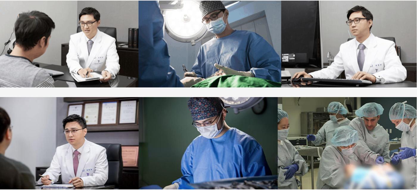 doctor koo jin mo performances at proud urology clinic