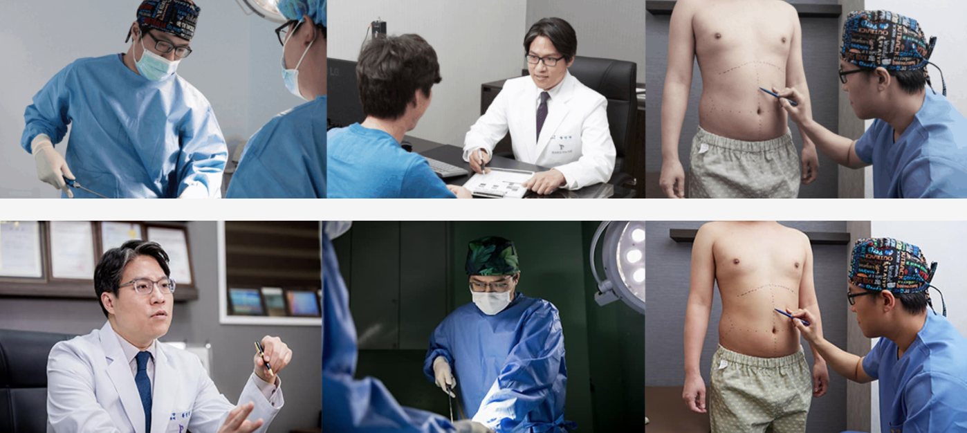 doctor hwang inseong performance at proud urology clinic