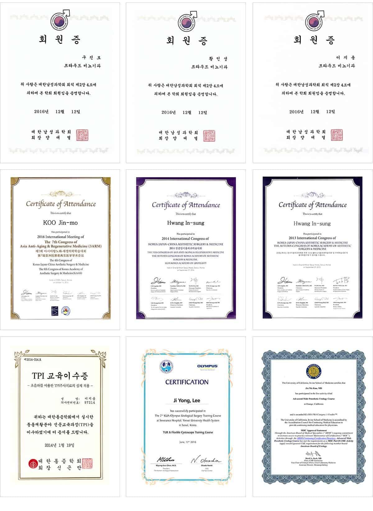 proud certifications 3