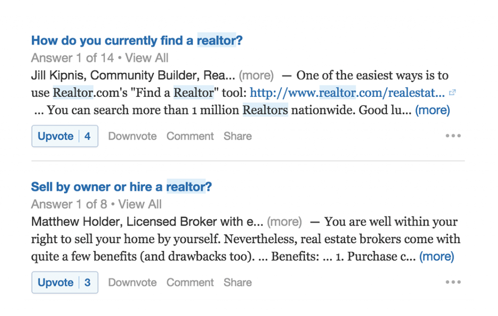 guide to social selling quora