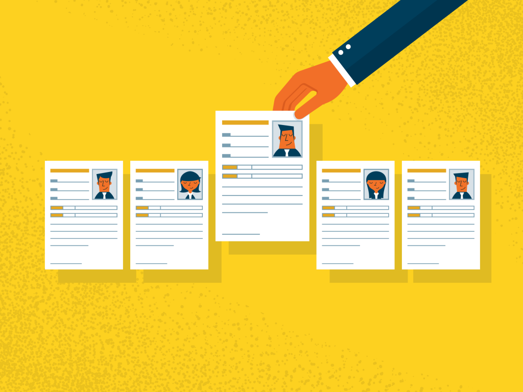 how to interview and evaluate sales reps