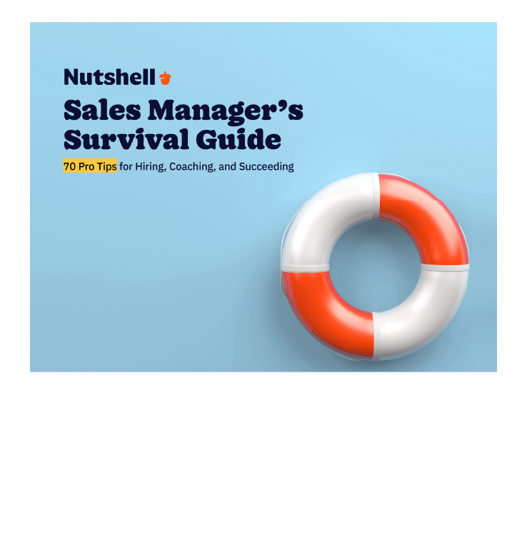 Sales Manager's Survival Guide