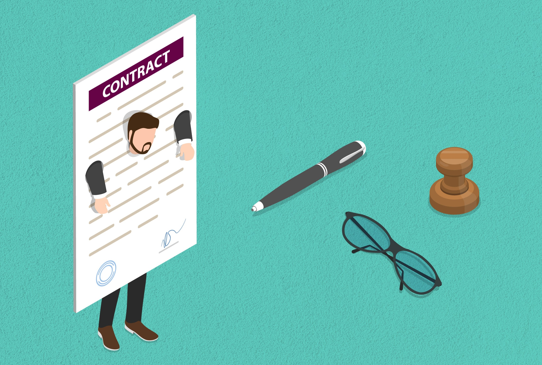 Salesforce contracts, explained: 7 things you didn't know were in your Salesforce user agreement