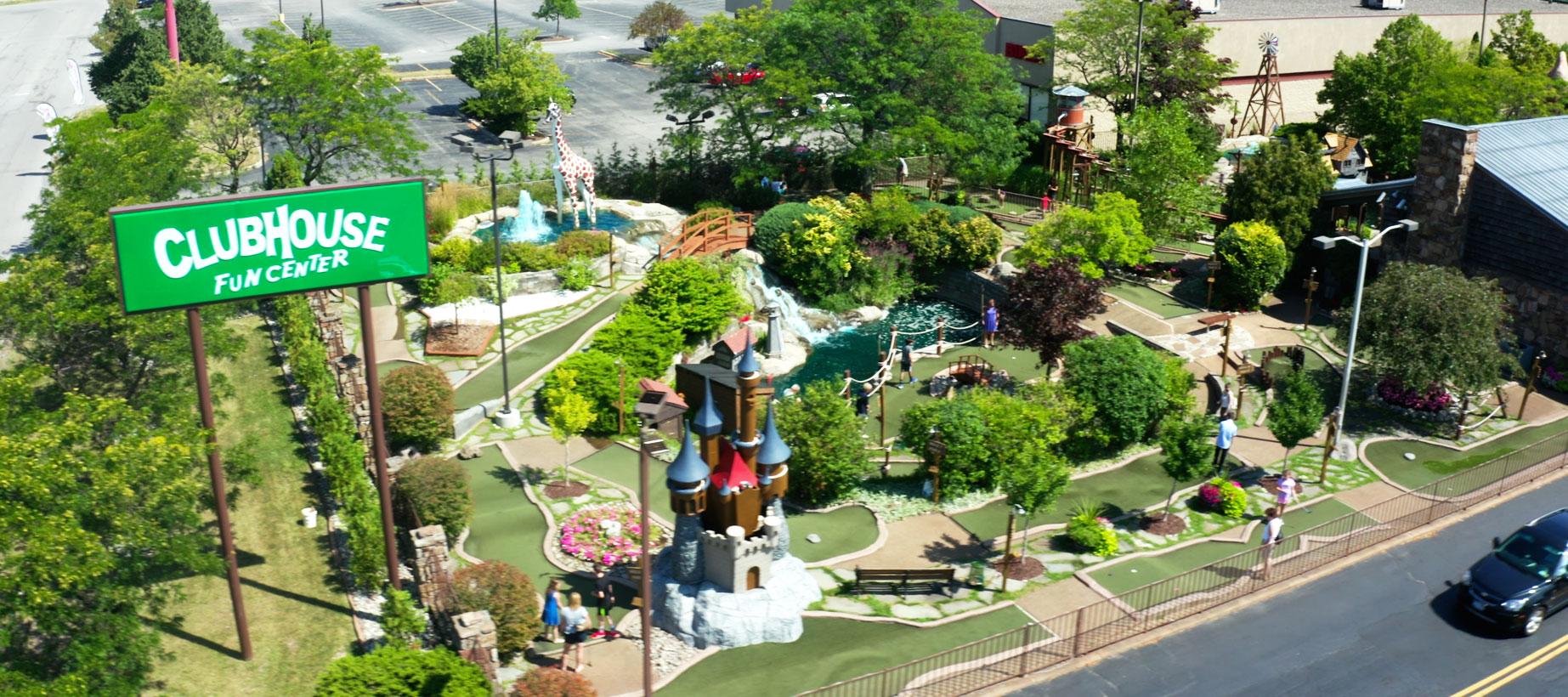 Clubhouse Fun Center in Henrietta NY