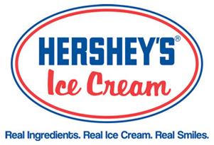Hershey's Ice Cream logo