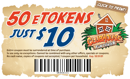 50 e-tokens for just $10