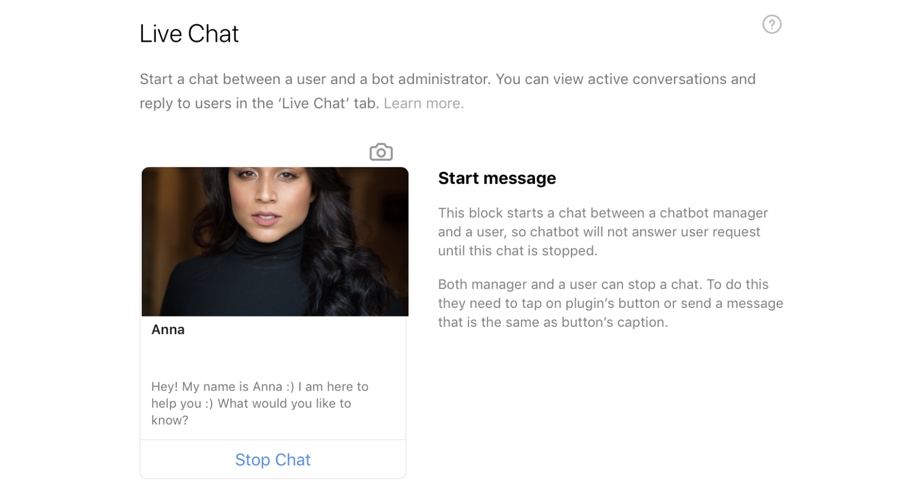 customer service live chat