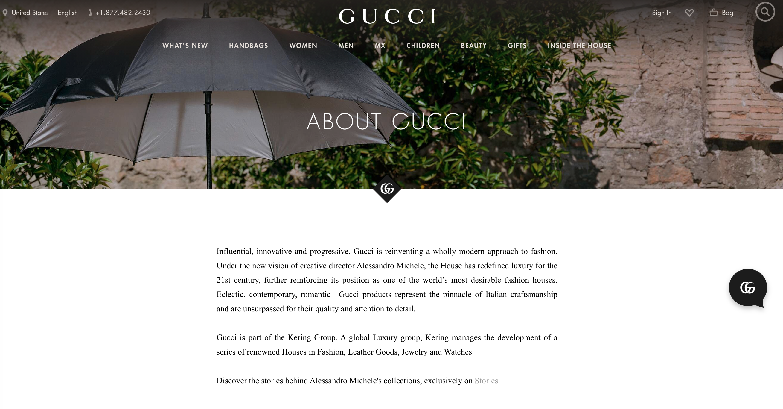 gucci copy