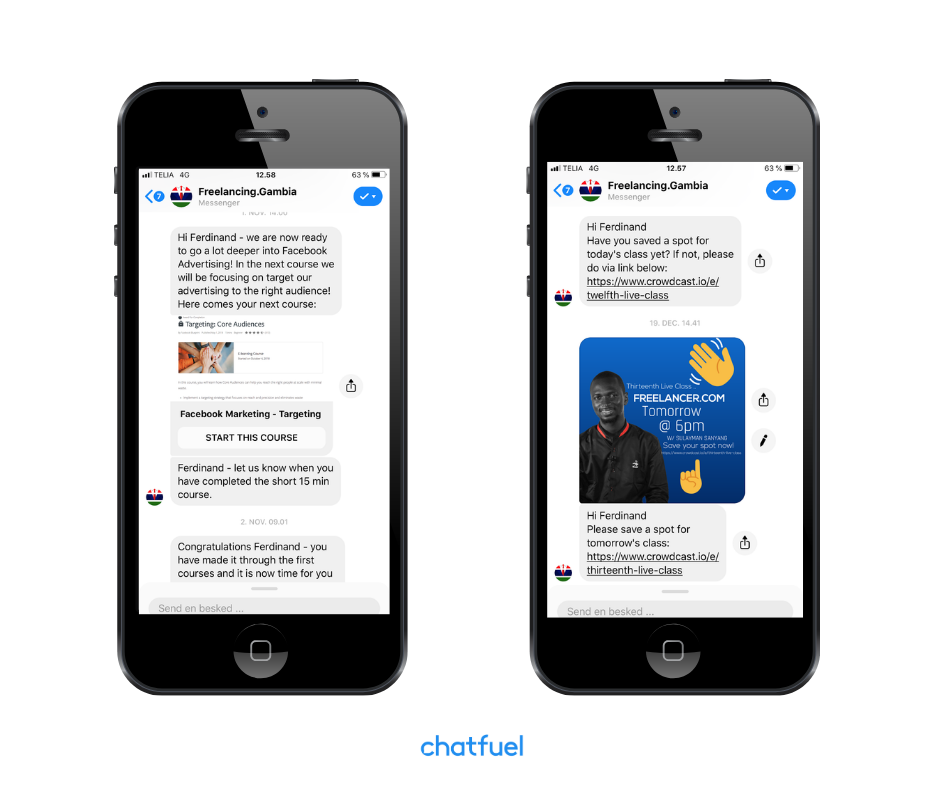 chatbots for recruitment