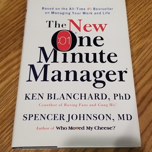 new one minute manager