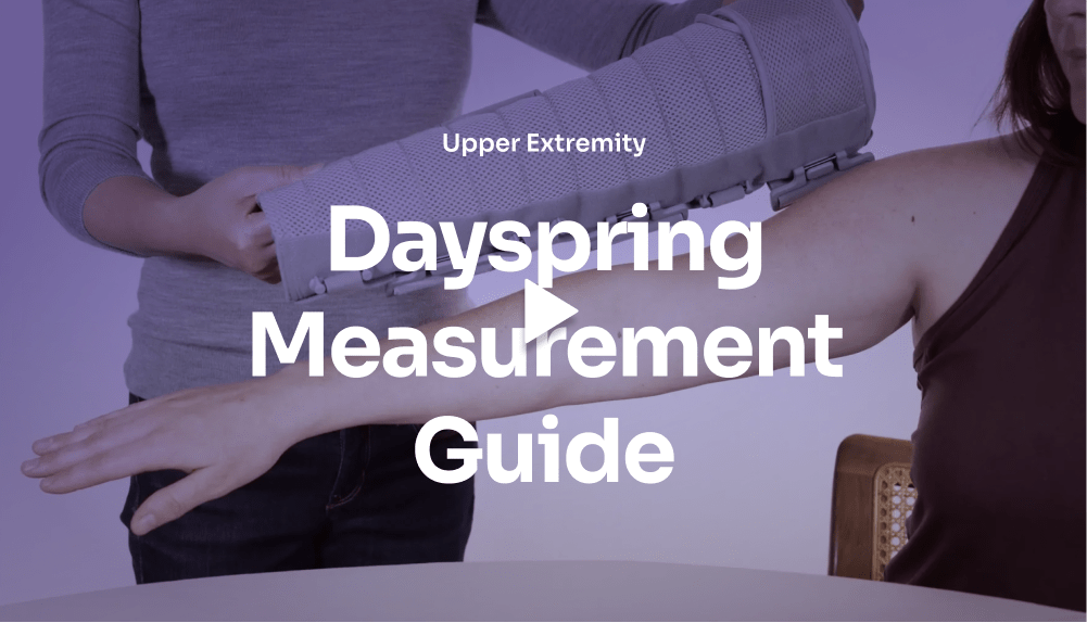 Dayspring Therapy measurement video