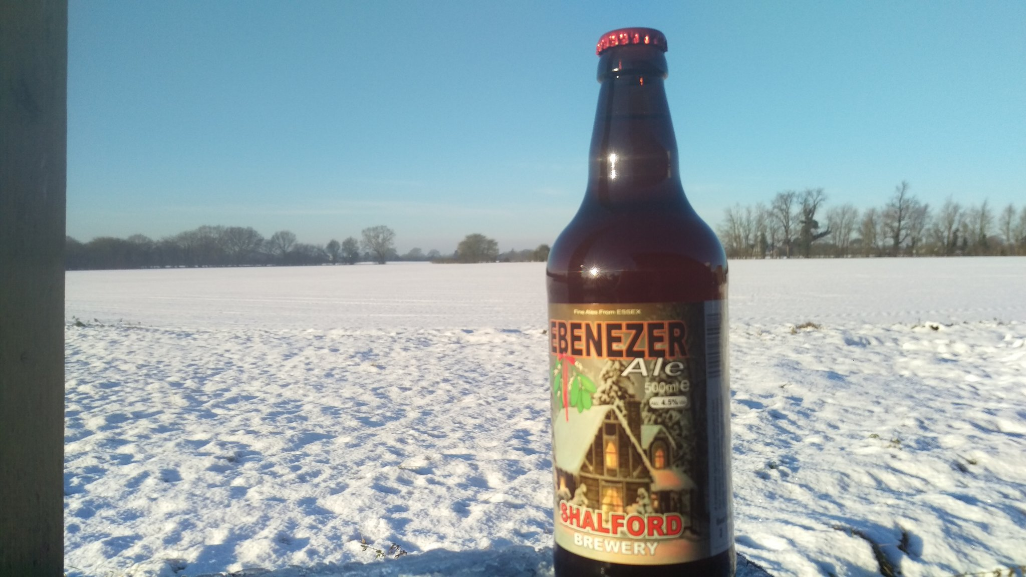 Shalford Brewery beer range available at the Essex Produce Co. in Kelvedon, Essex.