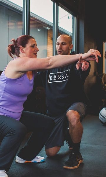 Personal Training in Buckley