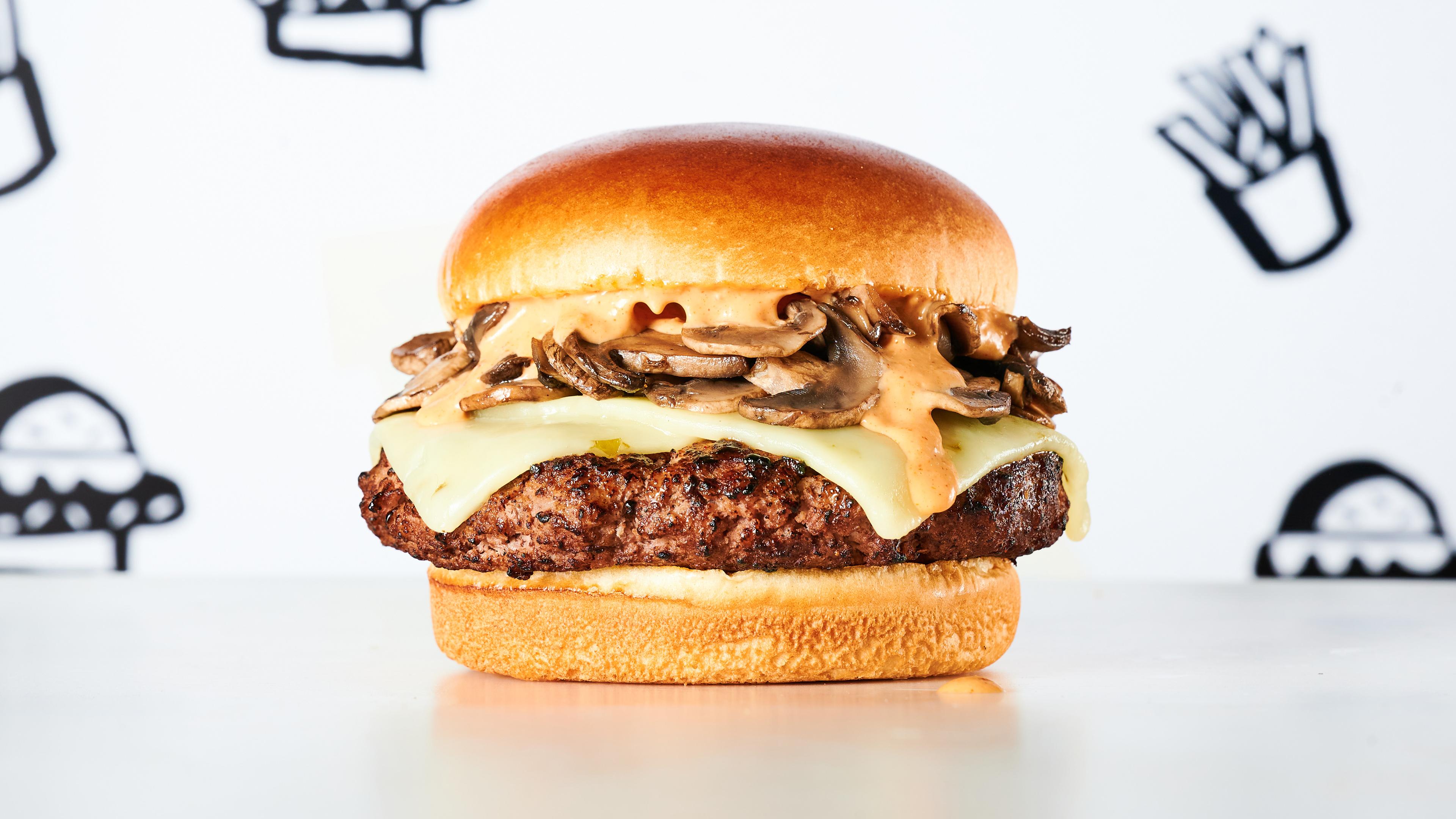Bounty Hunter Burger