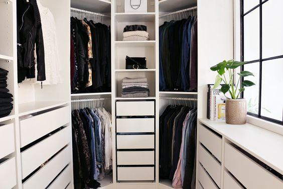 wardrobe - clean out your closet
