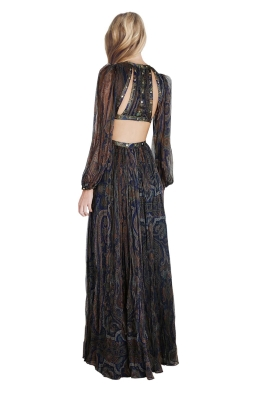 Zimmermann - Esplanade Rivet Cocktail Dress - Front