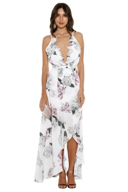 Fame & Partners - Floral Days Dress - Front
