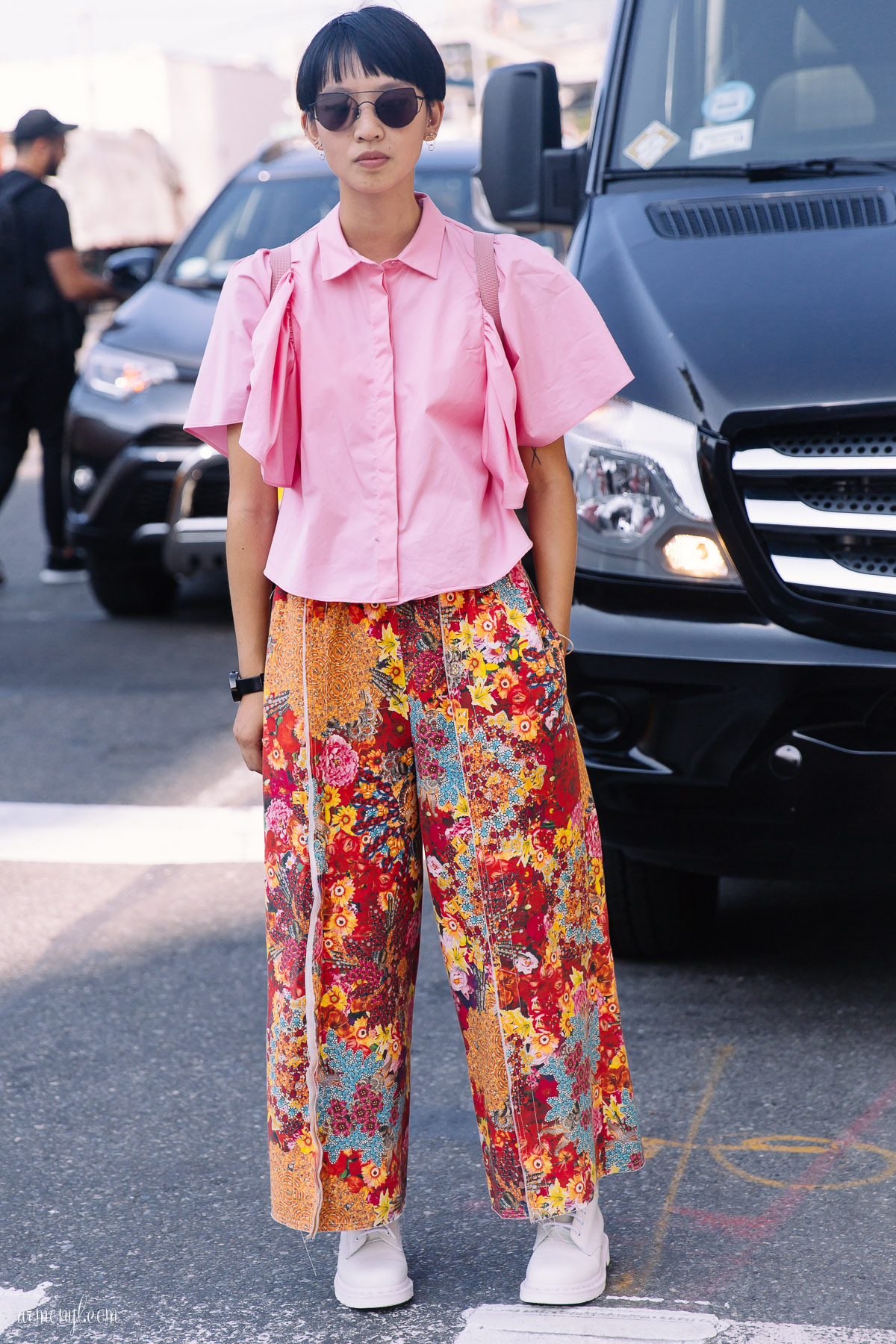 Image result for fashion week 2018 streetstyle