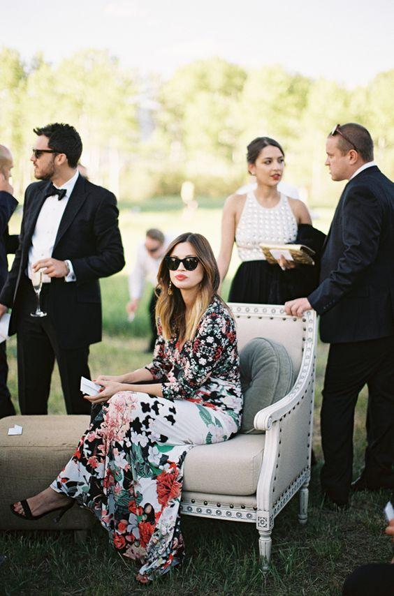 outdoor wedding - spring / summer wedding